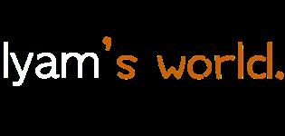 Lyam's digital world Logo